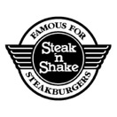 Steak 'n Shake logo. A Motown Group PeopleSoft client.